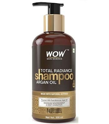 WOW Total Radiance Shampoo