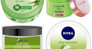Best Aloe Vera Creams in India