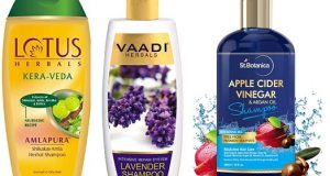 Best Herbal Shampoos in India