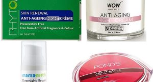 Best Night Creams For 30s in India