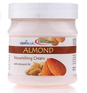 BioCare Almond Cream