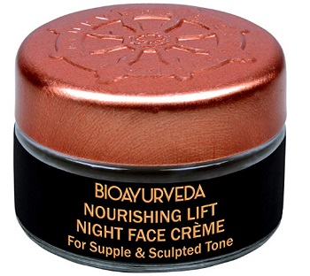 Bioayurveda Nourishing Lift Night Face Care Cream
