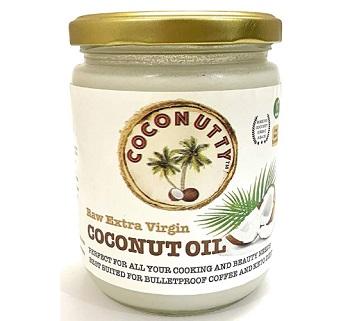 Coconutty Raw Extra Virgin Coconut Oil