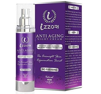 Izzori Pure Anti Aging Day And Night Cream