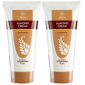 Jiva Ayurveda Almond Cream