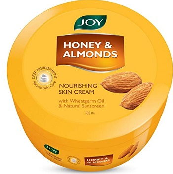 Joy Honey & Almonds Nourishing Skin Cream with Wheatgerm Oil