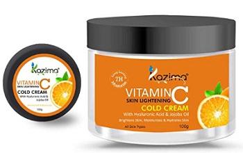 Kazima Vitamin-C Skin Lightening Cold Cream