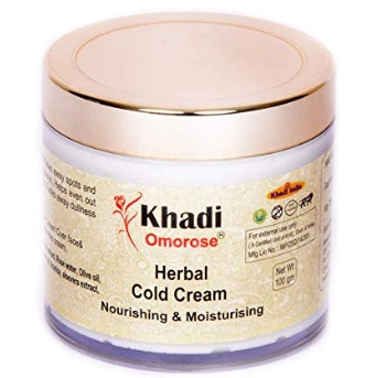 Khadi Herbal Cold Cream with Shea Butter and Aloe Vera