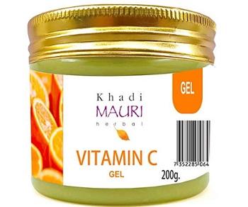 Khadi Mauri Herbal Vitamin C Gel