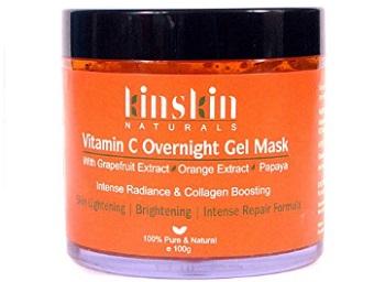 Kinskin Naturals Vitamin C Overnight Gel