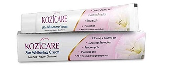 Kozicare Kojic Acid, Arbutin and Glutathione Skin Cream