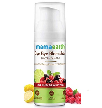 Mamaearth Bye Bye Blemishes For Pigmentation