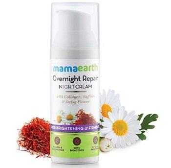 Mamaearth Skin Repair Night Cream