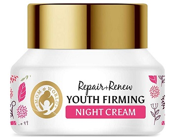 Mom & World Repair + Renew Youth Firming Night Cream