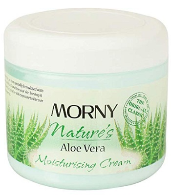 Morny Nature's Aloe Vera Moisturising Cream