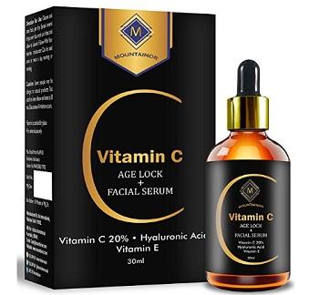 Mountainor Vitamin C Face Serum