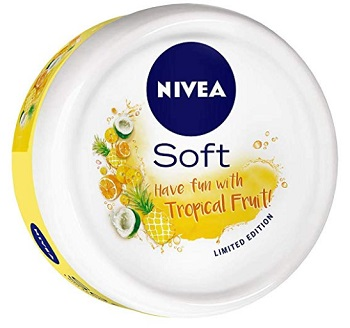 NIVEA Soft Tropical Fruit Light Moisturising Cream