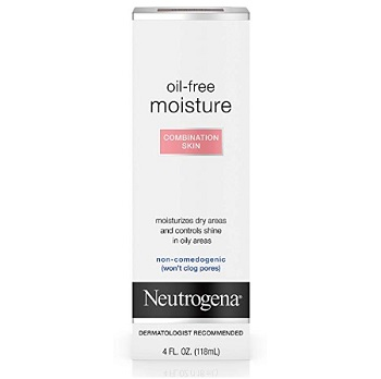 Neutrogena Oil Free Moisture For Combination Skin