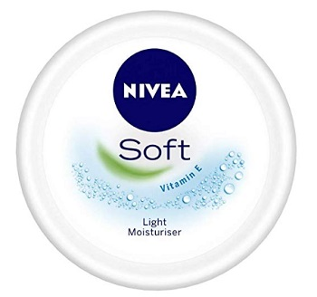 Nivea Soft Light Moisturising Cream
