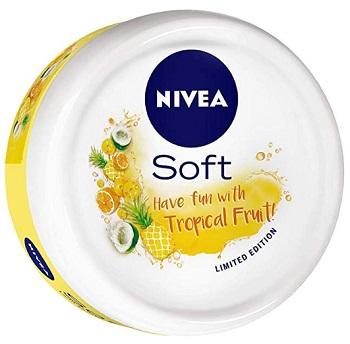 Nivea Tropical Fruit Light Moisturising Cream