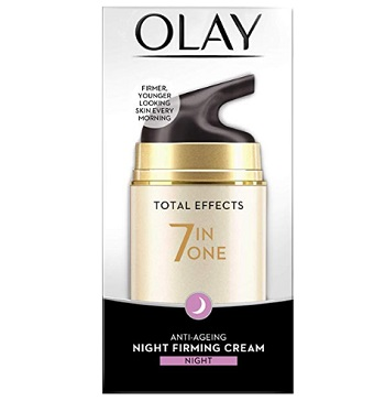 Olay Night Cream Total Effects 7 in 1 Anti-Ageing Moisturiser