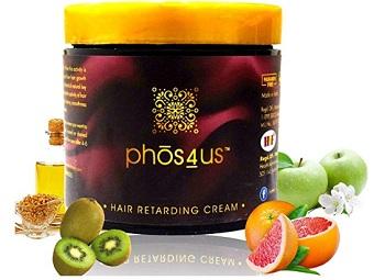 Phos4us Hair Retarding Cream