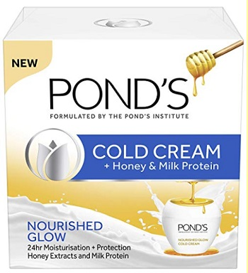 Pond's Honey and Milk Protein Face Cream