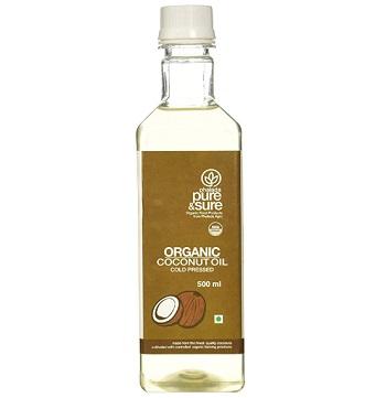 Pure & Sure Organic Coconut Oil