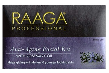 Raaga Professional Anti Aging Facial Kit