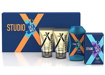 Set Wet Studio X Men's Grooming Kit