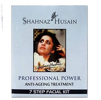 Shahnaz Husain Anti-Ageing Treatment 7 Step Facial Kit