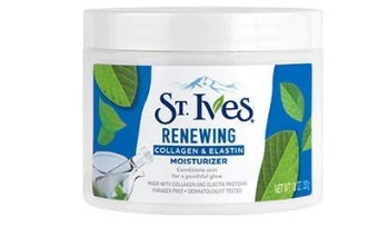 St. Ives Collagen Elastin Moisturizer