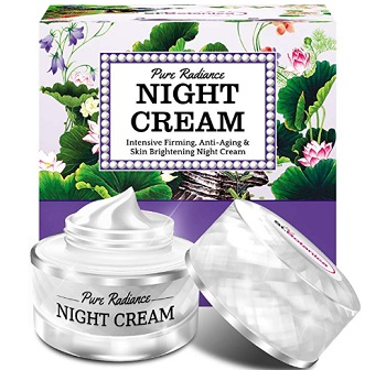 StBotanica Pure Radiance Night Cream