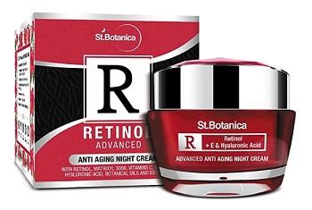 StBotanica Retinol Advanced Anti Aging Night Cream