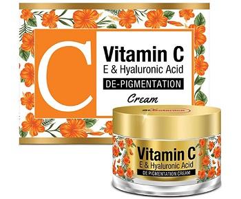 StBotanica Vitamin C, E & Hyaluronic Acid DePigmentation Cream