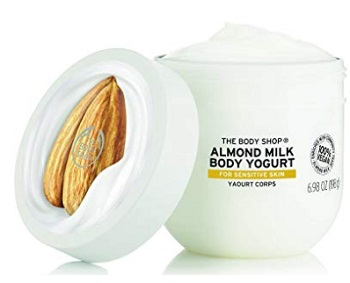 The Body Shop Almond Milk Body Yogurt Moisturizer