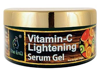 The EnQ Vitamin C Lightening Serum Gel