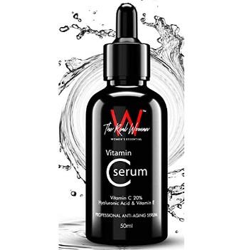The Real Woman Professional Anti-Aging Vitamin C Serum