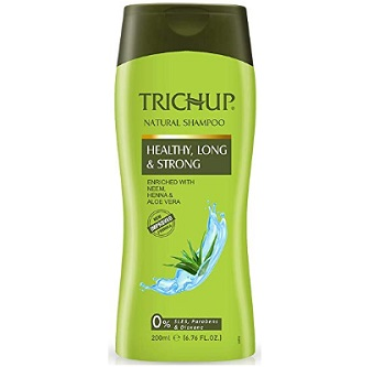 Trichup Healthy Long and Strong Herbal Hair Shampoo
