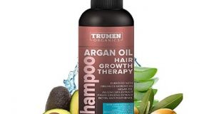 TruMen Shampoo with Organic Argan Oil