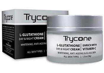 Trycone L- Glutathione Cream with Vitamin C