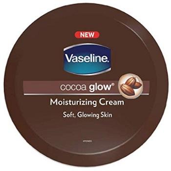 Vaseline Cocoa Glow Moisturizing Cream
