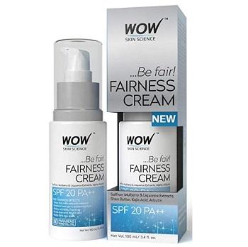 WOW Fairness Cream SPF 20