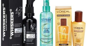 Best Hair Serums For Frizzy Hair And Dry Hair in India