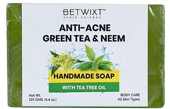 Betwixt Green Tea & Neem Soap