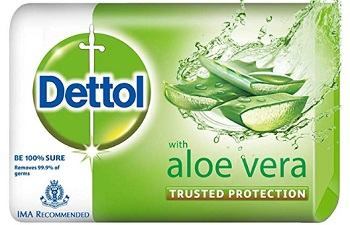 Dettol Aloe Vera Soap