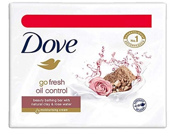 Dove Go Fresh Oil Control Moisturising Soap