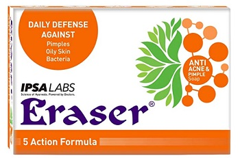 Eraser Anti-Acne and Pimple Soap