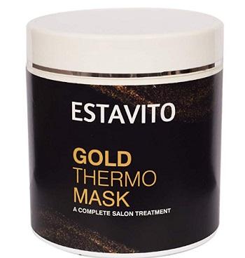Estavito Gold Thermo Herb Mask