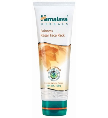 Himalaya Herbals Fairness Kesar Face Pack